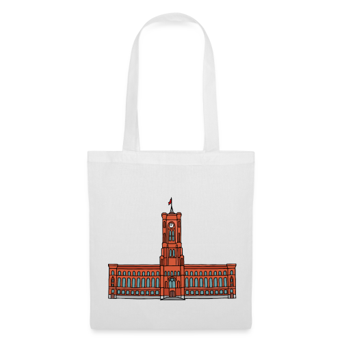 Rotes Rathaus BERLIN c - Tas van stof