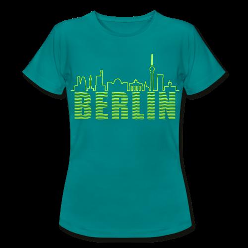 Skyline von Berlin - Frauen T-Shirt