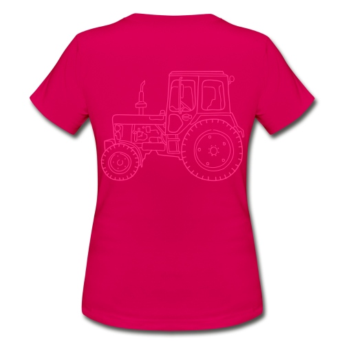 Traktor - Frauen T-Shirt