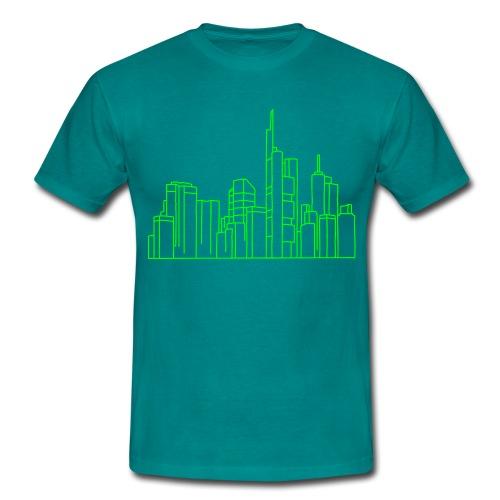 Frankfurt Skyline - Männer T-Shirt