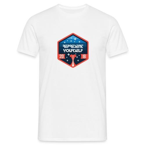 RY space - Koszulka męska