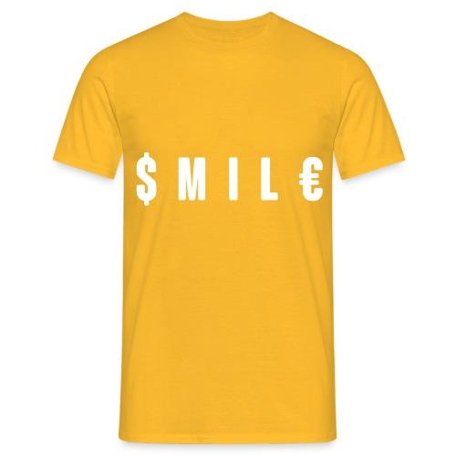 RY smile - Koszulka męska