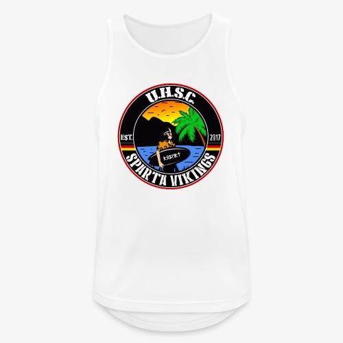 Robert Race Shirt - Männer Tank Top atmungsaktiv