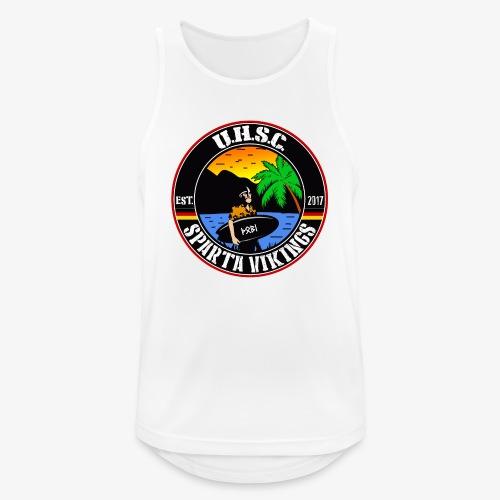 Tobi Race Shirt - Männer Tank Top atmungsaktiv