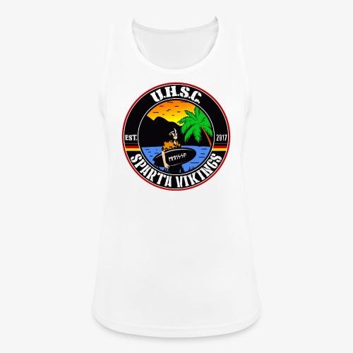 Melissa Race Shirt - Frauen Tank Top atmungsaktiv