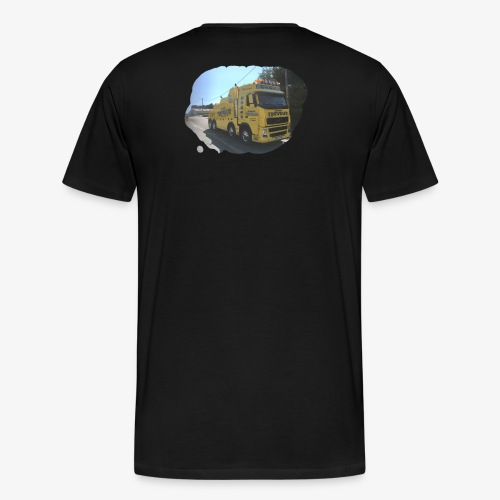 TREVEUR - T-shirt Premium Homme