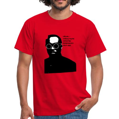 will.i.am - Making Wyclef sound like Shakespeare since 1992 - Men's T-Shirt