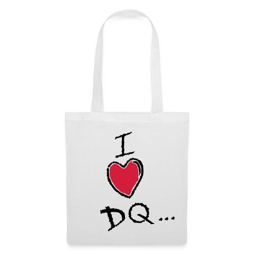 I Heart DQ Tote Bag - Tote Bag