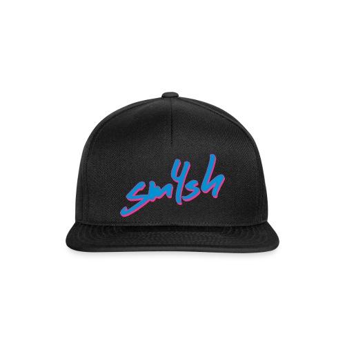 sm4sh Neon - Snapback Cap