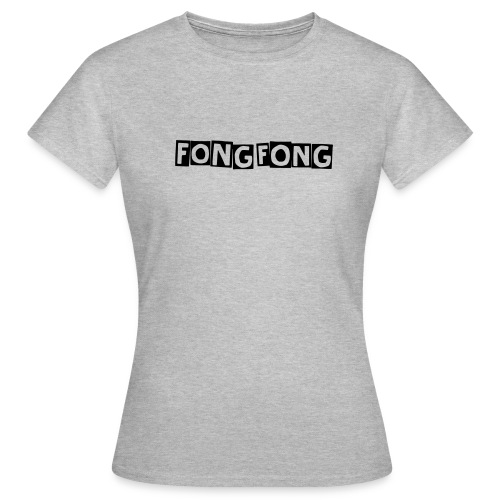 TS - Black FongFong  - Women's T-Shirt