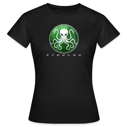 Cthulhu green - T-shirt Femme