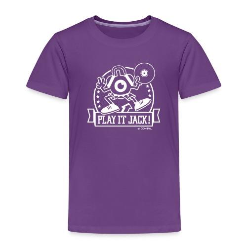 Punky Djay 2 - Kids' Premium T-Shirt