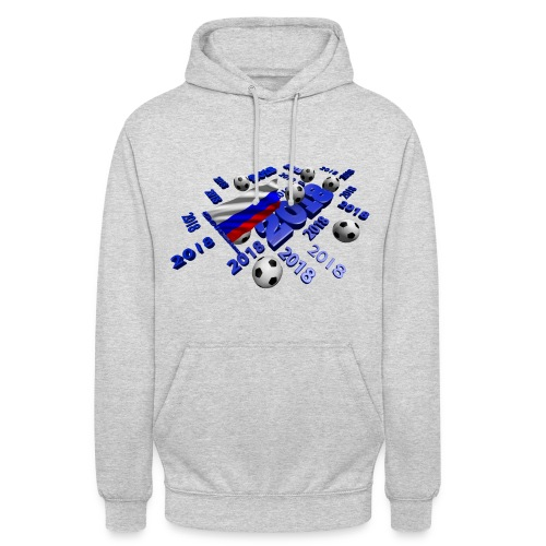 Football Event of the year 2018 - Sweat-shirt à capuche unisexe