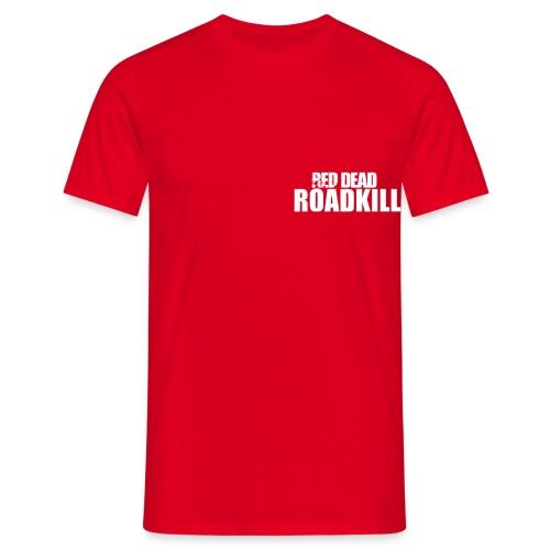 Red Dead Roadkill T-Shirt  - Männer T-Shirt