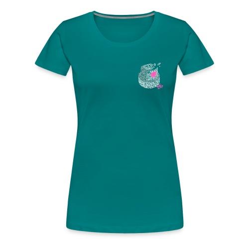 FatCap T.Woman - T-shirt Premium Femme