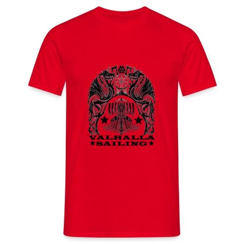 Valhalla Sailing - Men's T-Shirt