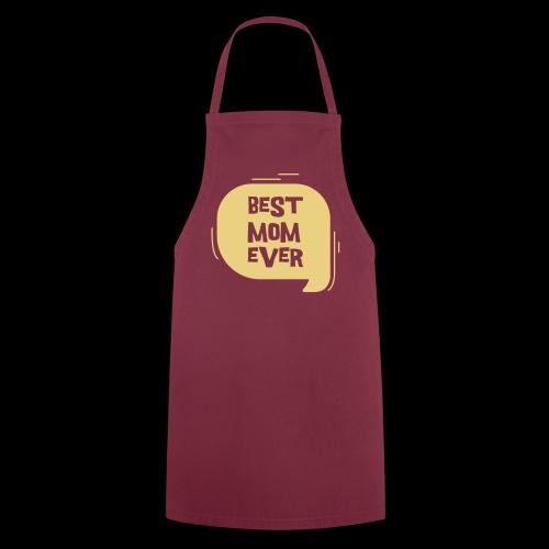 De beste moeder ter wereld - Keukenschort