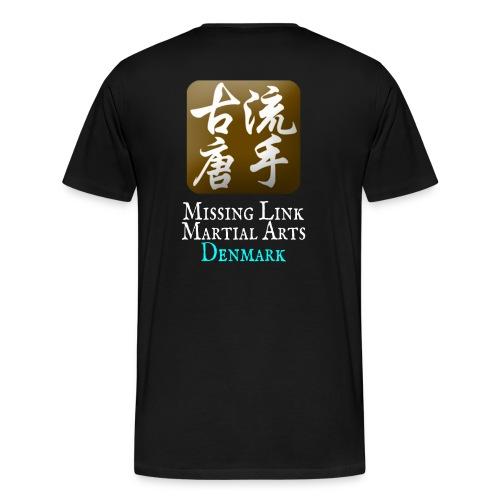 Denmark Kids T Shirt - Men's Premium T-Shirt