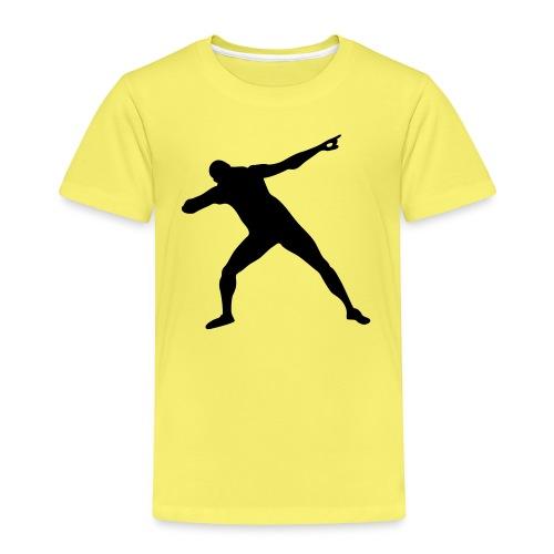 La pose del triunfo - Kids' Premium T-Shirt