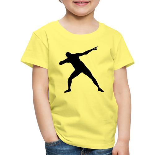 La pose del triunfo - Camiseta premium niño