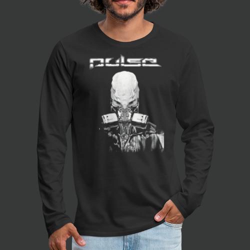 Pulse - Männer Premium Langarmshirt