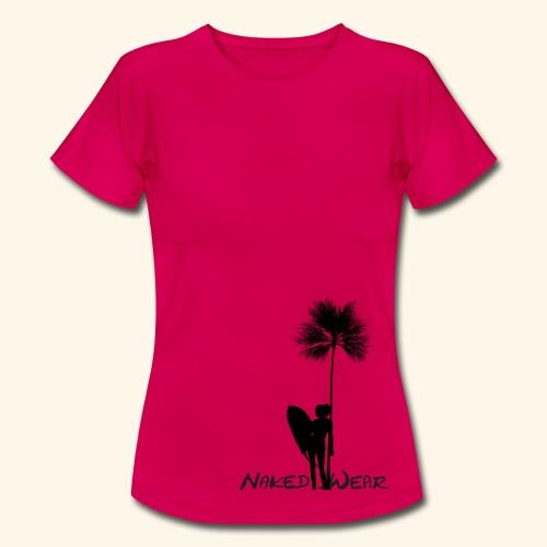 palm women - Frauen T-Shirt