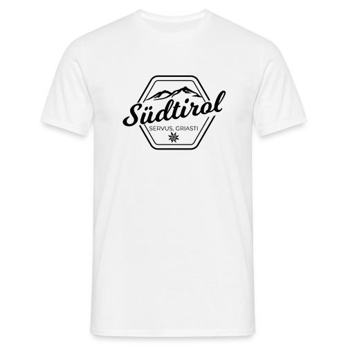 Südtirol | Tshirt Männer - Männer T-Shirt