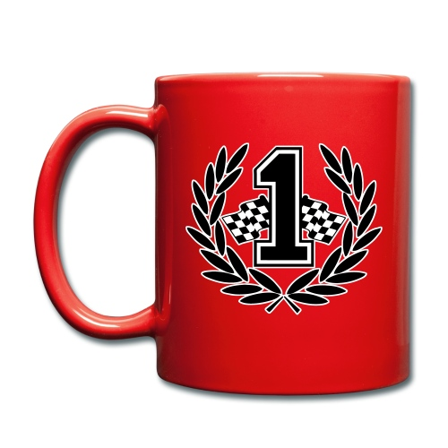 Racing team number one - Full Colour Mug