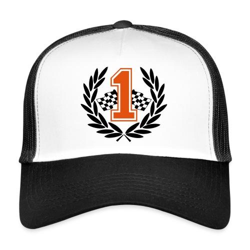 Racing team number one - Trucker Cap