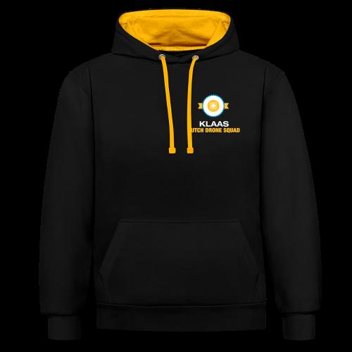 Team DDS | Hoodie - Klaas - Contrast hoodie
