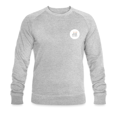ESR Labs Basic Sweater - Organic - Men's Organic Sweatshirt by Stanley & Stella