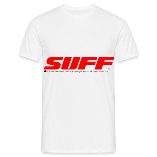 Suff T-Shirt - Männer T-Shirt
