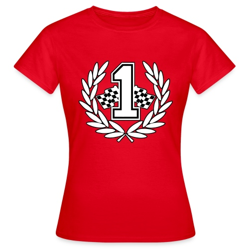 Racing team number one - Women's T-Shirt