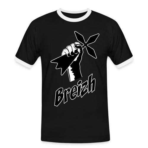 Breizh power - T-shirt contrasté Homme