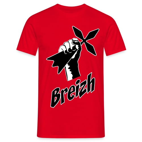 Breizh power - T-shirt Homme