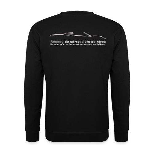 Sweat  Réseau de Carrossiers-Peintres - Sweat-shirt Homme