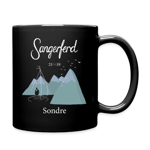 Sangerferd_Sondre - Ensfarget kopp