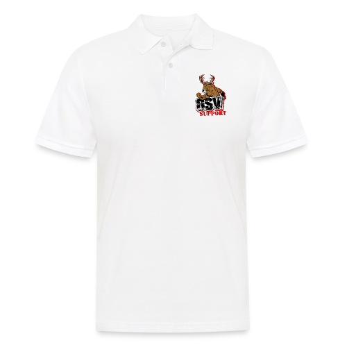 Polo-Shirt GSV Support - Männer Poloshirt