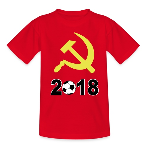 Foot Russe - Teenage T-Shirt