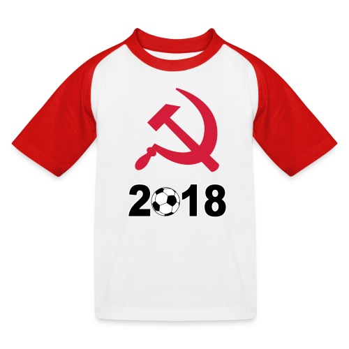 Foot Russe - Kids' Baseball T-Shirt