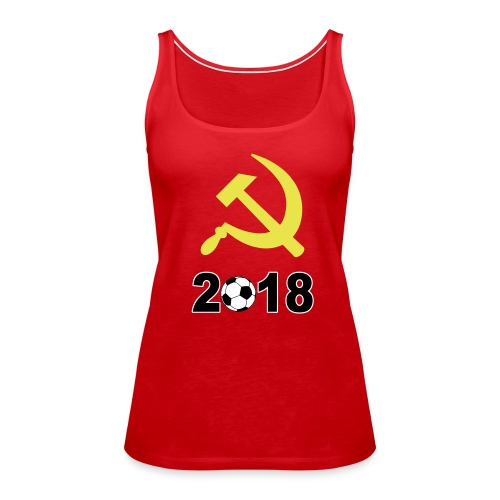Foot Russe - Women's Premium Tank Top