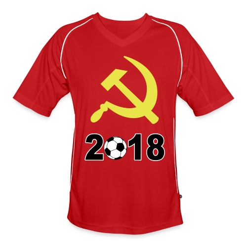 Foot Russe - Men's Football Jersey