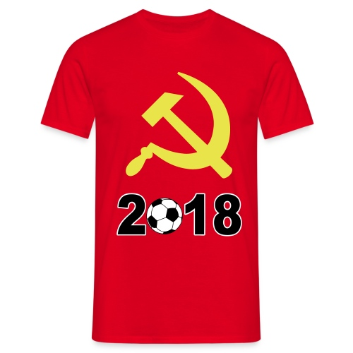 Foot Russe - Men's T-Shirt