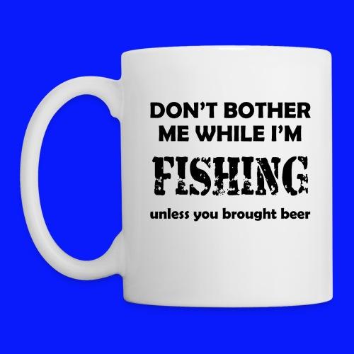 Fishing   - Mug