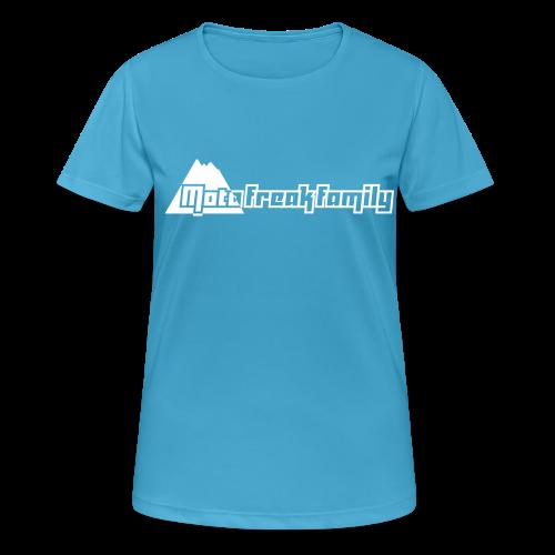 KuKTinnen 2018 - Frauen T-Shirt atmungsaktiv