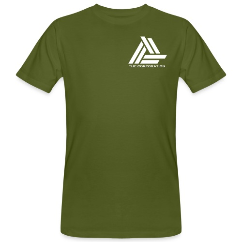 The Corporation shirt green - Men's Organic T-Shirt