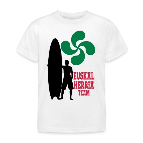 Basque surfing team - Kids' T-Shirt