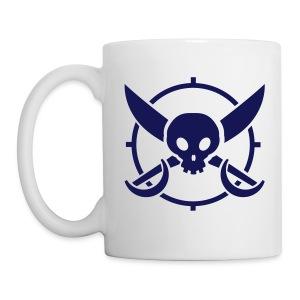 piraten tas - Mok