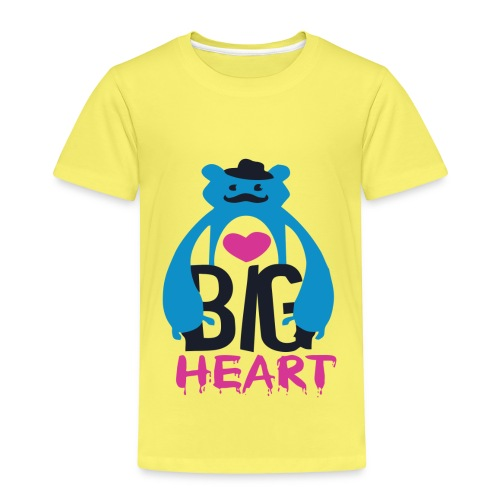 Big Heart - Kids' Premium T-Shirt