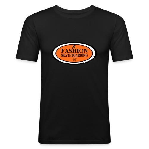 T-shirt Homme Skateboarding - T-shirt près du corps Homme